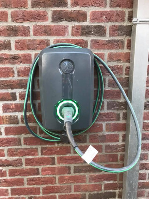 EV-Box 22kW HomeLine