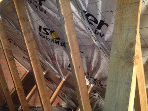 voorbeelden van het aanbrengen van dak en vloerisolatie. Black Bedroom Furniture Sets. Home Design Ideas
